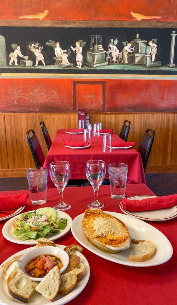 Dining room Ristorante Di Pompello