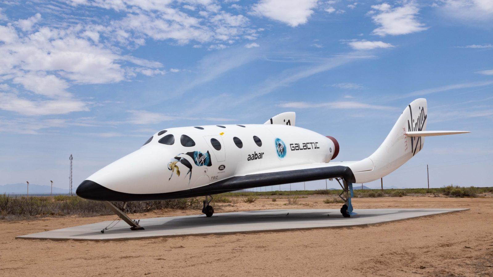 travel Virgin Galactic Spaceport America