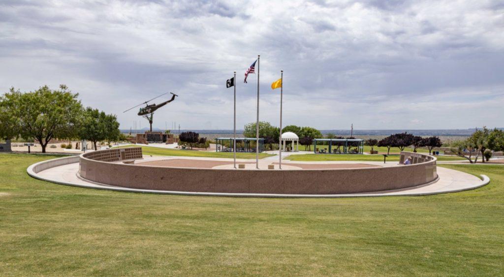 Veterans Memorial Park Las Cruces New Mexico
