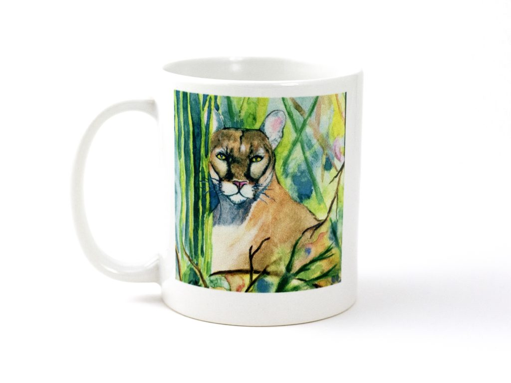 photography - Product photography ready for Amazon - jaguar mug