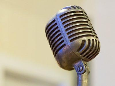 Elvis Microphone at Sun Studio, Memphis, TN