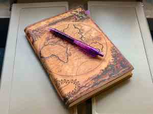 Blast-Off Trip Journal