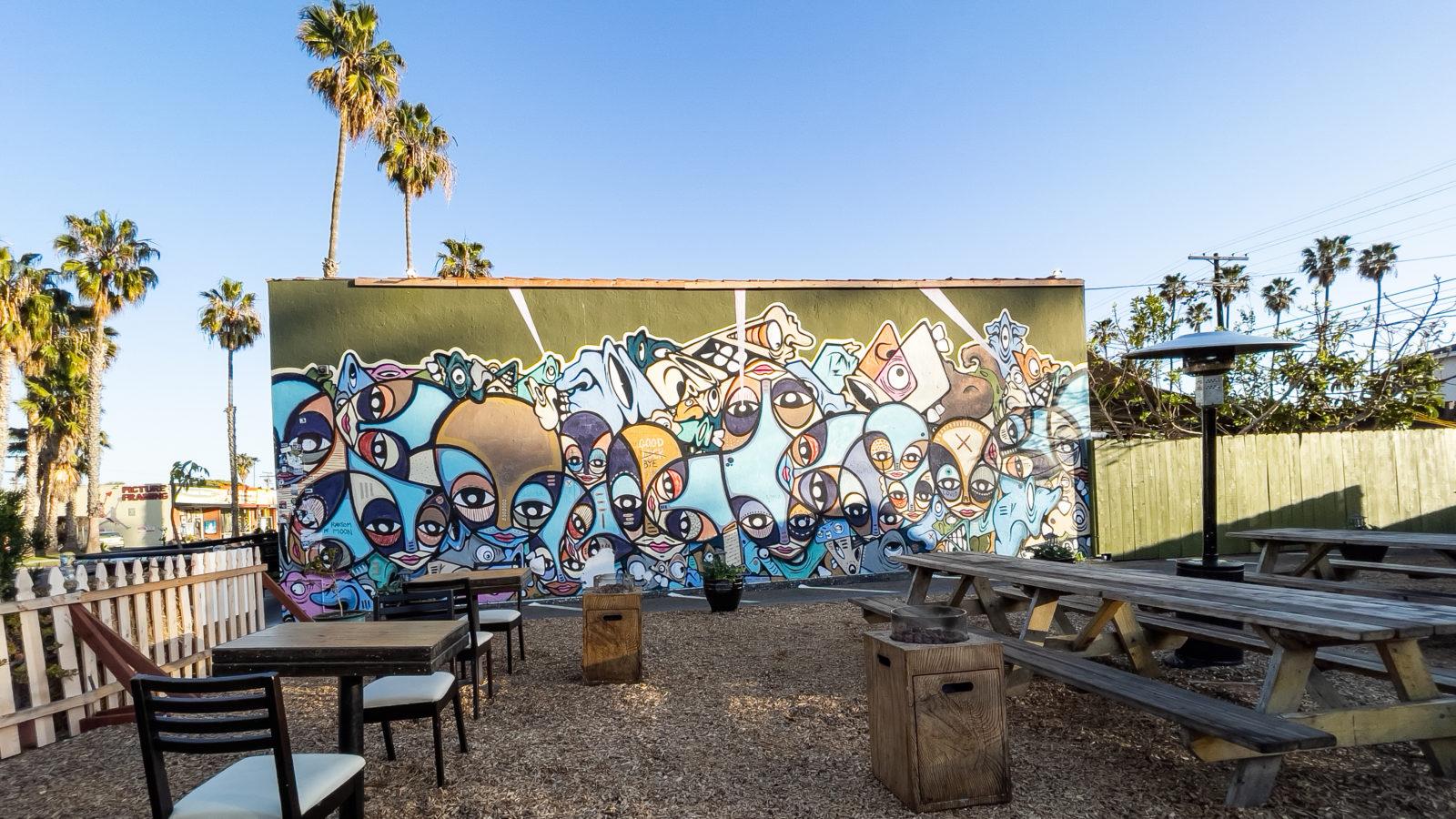 Oceanside Murals - The Whet Noodle
