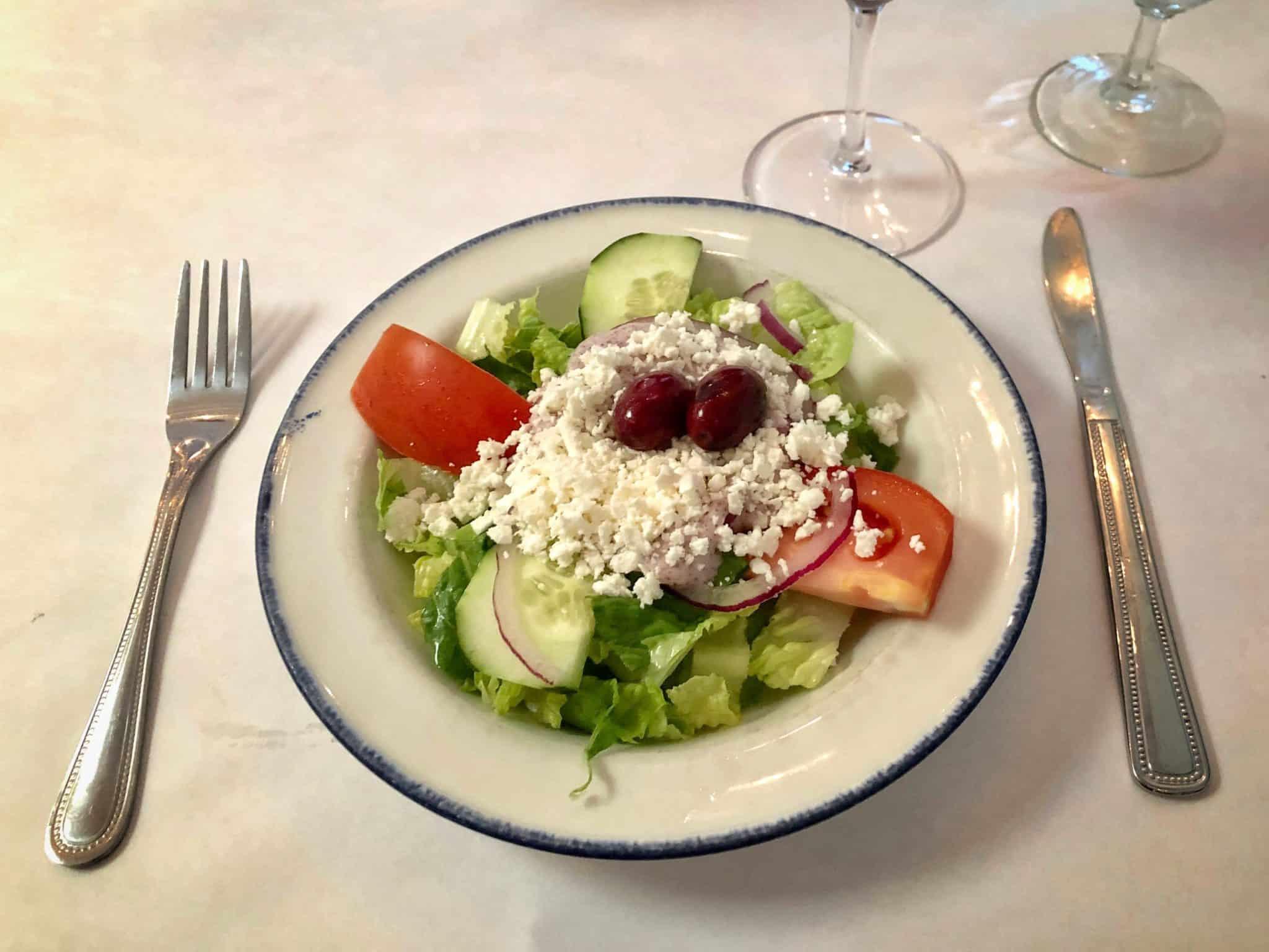 Christakis-salad