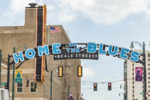 Beal street home of the blues