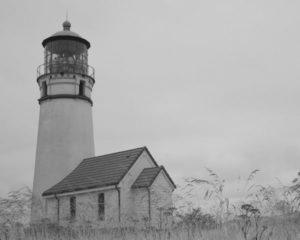 landscape cap blanco lighthouse