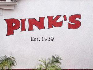 Pink's Est. 1939