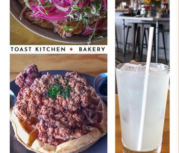 Pinterest Toast Kitchen + Bakery